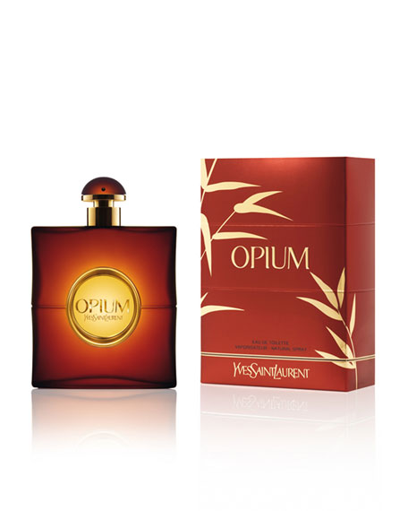 Saint Laurent Opium Eau de Toilette, 3.0 oz.
