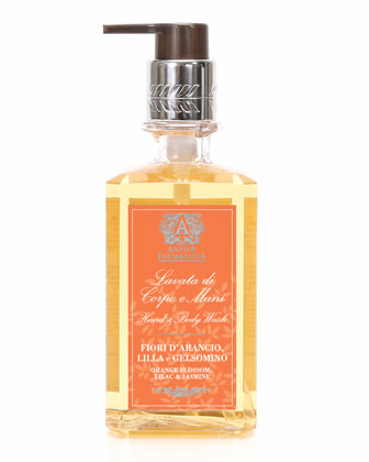 Orange Blossom, Lilac & Jasmine Hand Wash