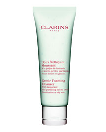 Gentle Foaming Cleanser, Combination/Oily Skin