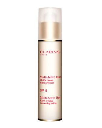 Multi-Active Day Early Wrinkle Correction Lotion SPF 15