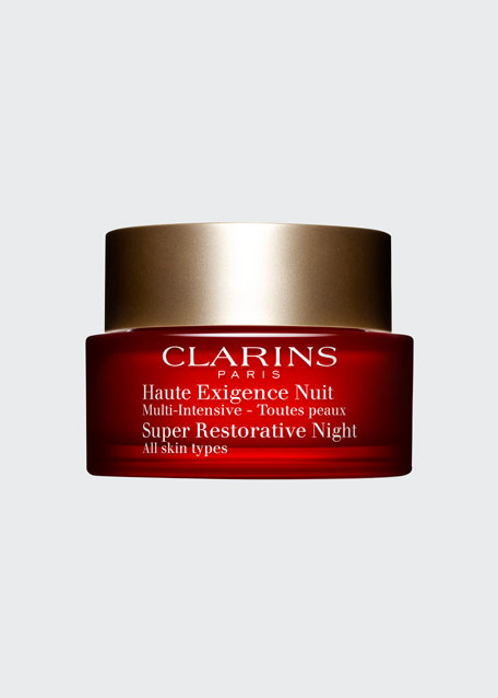Clarins Super Restorative Night Cream – All Skin