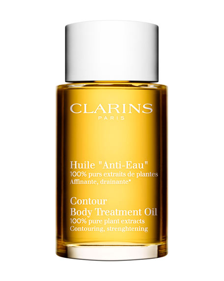 Body Treatment Oil, Anti Eau