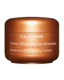 Delicious Self-Tanning Cream