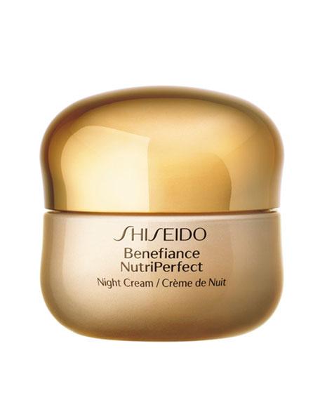 Benefiance NutriPerfect Night Cream, 1.7 oz.