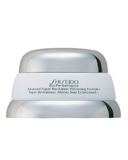 Shiseido Advanced Super Revitalizing Whitening Formula