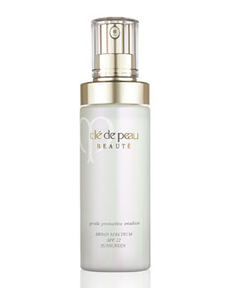 Cle de Peau Beaute Gentle Protection Emulsion SPF 22