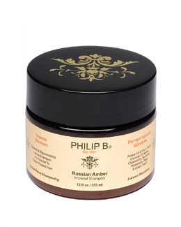 Philip B Russian Amber Opulent & Rejuvenating Imperial Shampoo