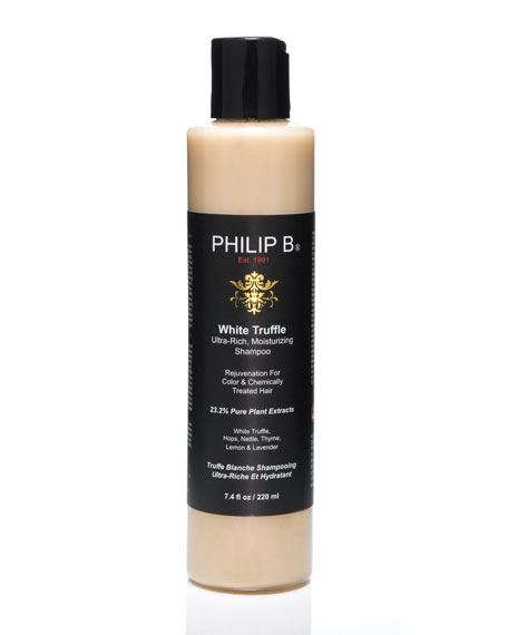 White Truffle Ultra-Rich, Moisturizing Shampoo, 7.4 oz.