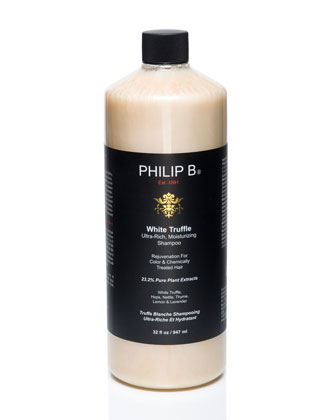 White Truffle Ultra-Rich, Moisturizing Shampoo, 32 oz.