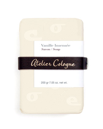 Vanille Insensee Soap