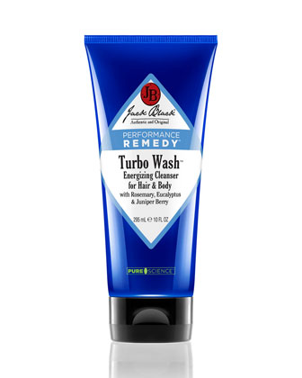 Turbo Wash Energizing Hair & Body Cleanser