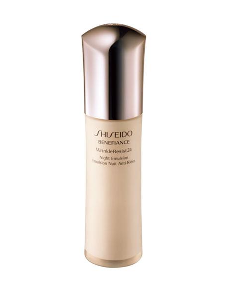 Benefiance WrinkleResist24 Night Emulsion, 75 mL