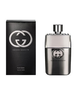 Gucci Fragrance Guilty Pour Homme Eau de Toilette, 90 mL