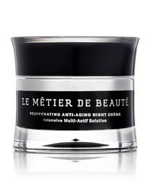 Rejuvenating Anti-Aging Night Creme