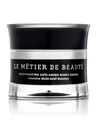 Rejuvenating Anti-Aging Night Creme