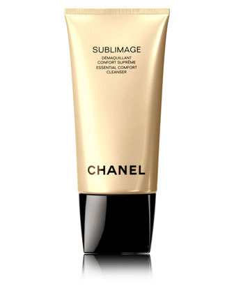 CHANEL SUBLIMAGE ESSENTIAL COMFORT CLEANSER