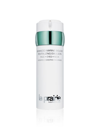 Advanced Marine Biology Revitalizing Emulsion
