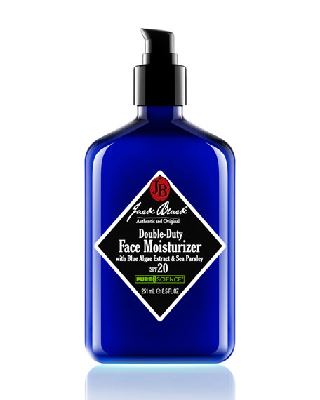 Double Duty Face Moisturizer, 8.5 oz.