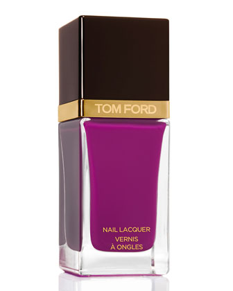 Nail Lacquer, African Violet