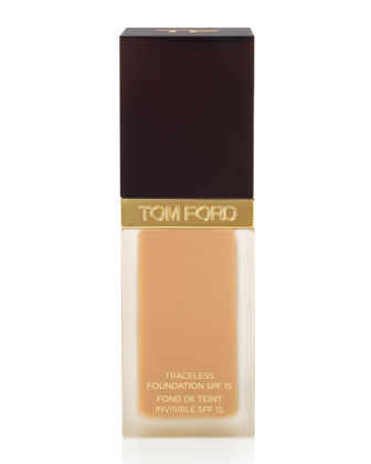 Traceless Foundation SPF15, Fawn