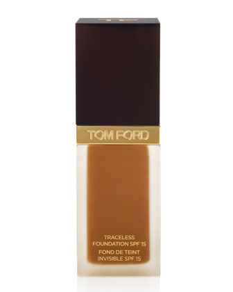 Traceless Foundation SPF15, Praline