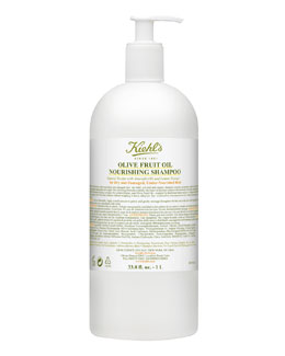 Kiehl's Since 1851 Olive Fruit Oil Shampoo, 1L