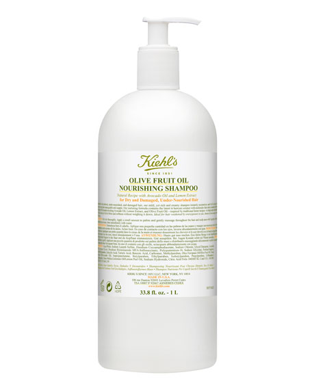 Kiehl's Since 1851 Olive Fruit Oil Nourishing Shampoo,