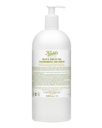 Olive Fruit Oil Shampoo, 1L