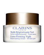 Clarins Extra-Firming Night Rejuvenating Cream - All Skin Types