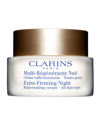 Extra-Firming Night Rejuvenating Cream - All Skin Types
