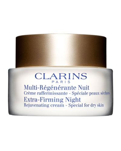 Extra-Firming Night Rejuvenating Cream - Dry Skin