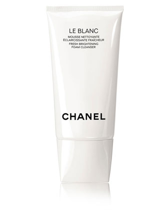 CHANEL LE BLANC BRIGHTENING FOAM CLEANSER