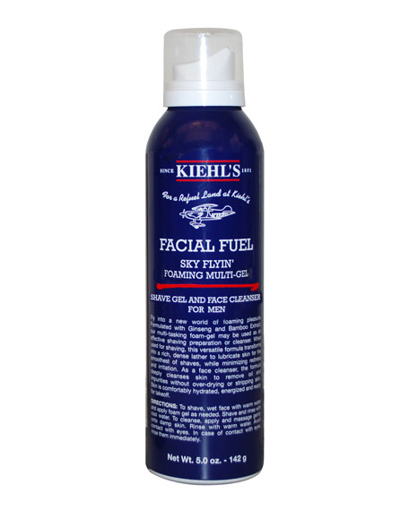 Facial Fuel Sky Flyin' Foaming Multi-Gel