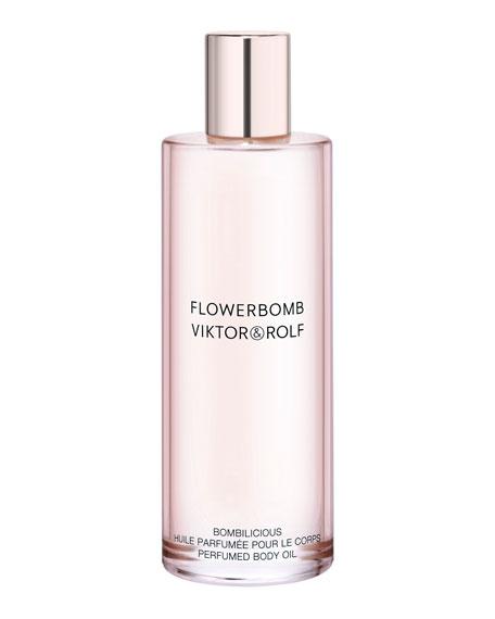 Flowerbomb Bomblicious Perfumed Body Oil 100ml