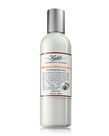Artisan Orange Flower Body Lotion