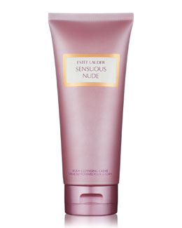 Estee Lauder Sensuous Nude Body Cleansing Cream, 6.7 oz.