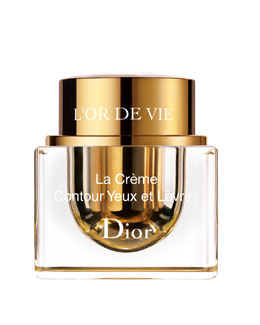 Dior Beauty L'Or Eye and Lip Creme