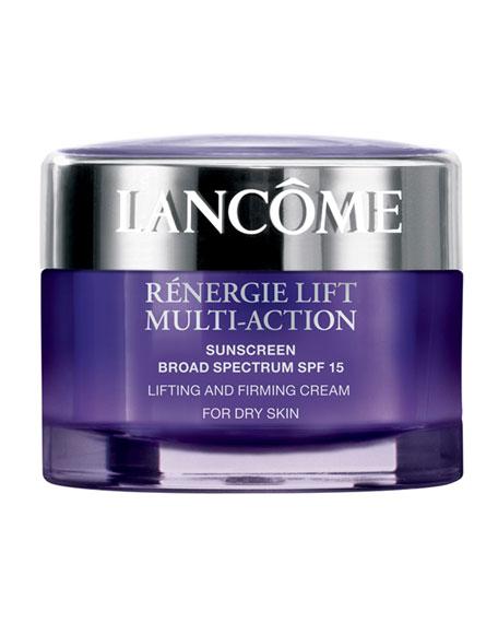 Lancome Renergie Lift Multi-Action Cream for Dry Skin,