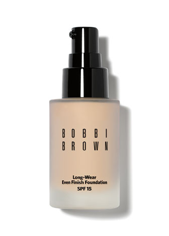 Long-Wear Even Finish Foundation SPF15