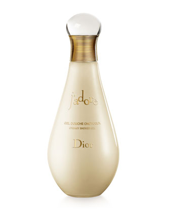 J'adore Creamy Shower Gel