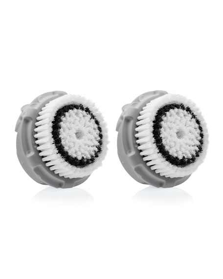 Replacement Normal Brush Head, Dual Pack