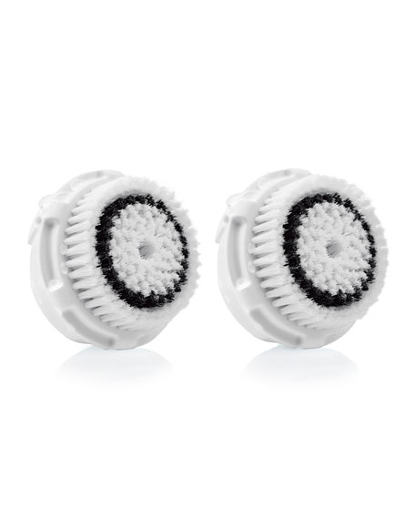 Replacement Sensitive Brush Head, Dual Pack