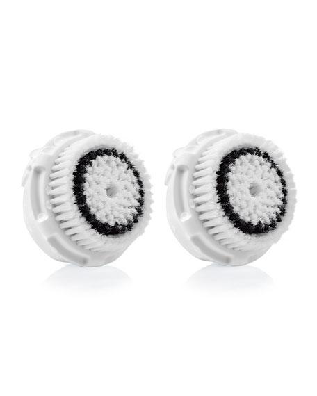Replacement Sensitive Brush Head, Dual Pack
