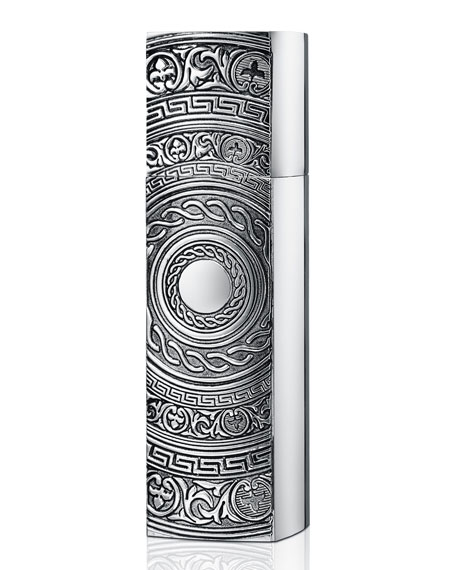 Silver Refillable Travel Spray