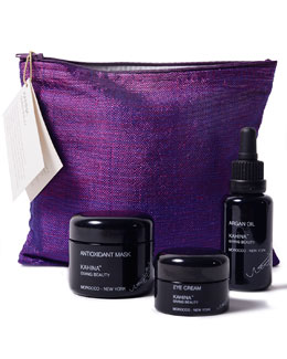 Kahina Beauty Spa Set with Pouch