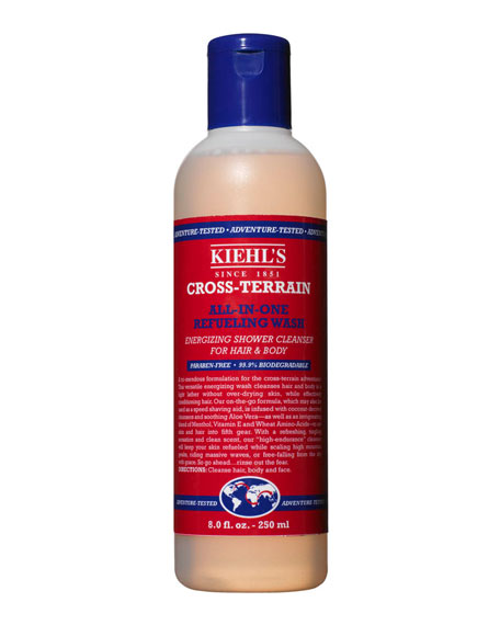 Cross-Terrain All-In-One Refueling Wash, 8.0 fl. oz.