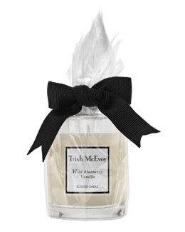 Trish McEvoy Wild Blueberry Vanilla Candle