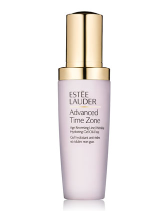 Advanced Time Zone Age Reversing Line/Wrinkle Hydrating Gel Oil-Free, 0.5 oz.