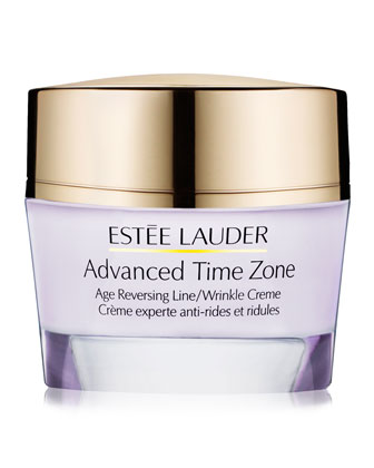 Advanced Time Zone Age Reversing Line/Wrinkle Creme Broad Spectrum SPF 15, Normal/Combination Skin