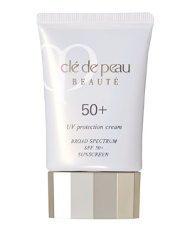 Cle de Peau Beaute UV Protection Cream Broad Spectrum Sunscreen SPF 50+